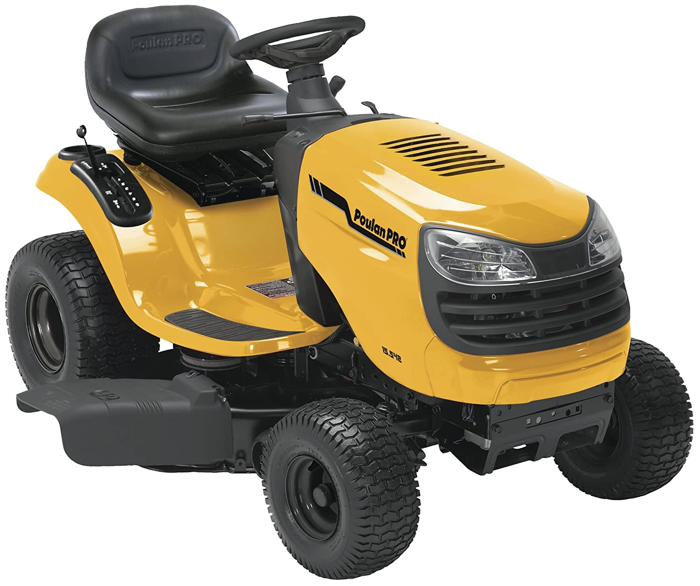Amazon com : Poulan Pro PB155G42-CARB 6-Speed Lawn Tractor