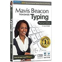 Mavis Beacon Teaches Typing Platinum Edition (PC/Mac)