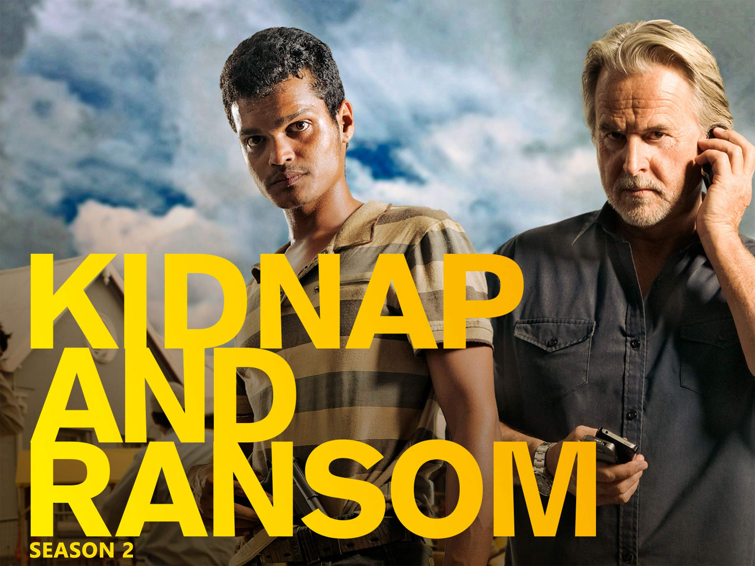 Kidnap And Ransom on Amazon Prime Video UK