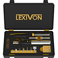 Deals on LEXIVON Butane Soldering Iron Multi-Purpose Kit