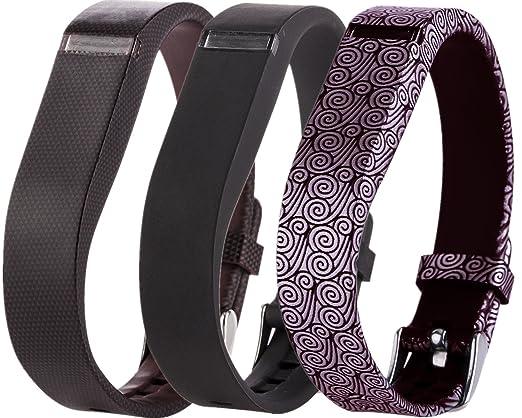 9 opinioni per Greatfine Cinturino intercambiabile per Fitbit Flex Cinturini di Ricambio