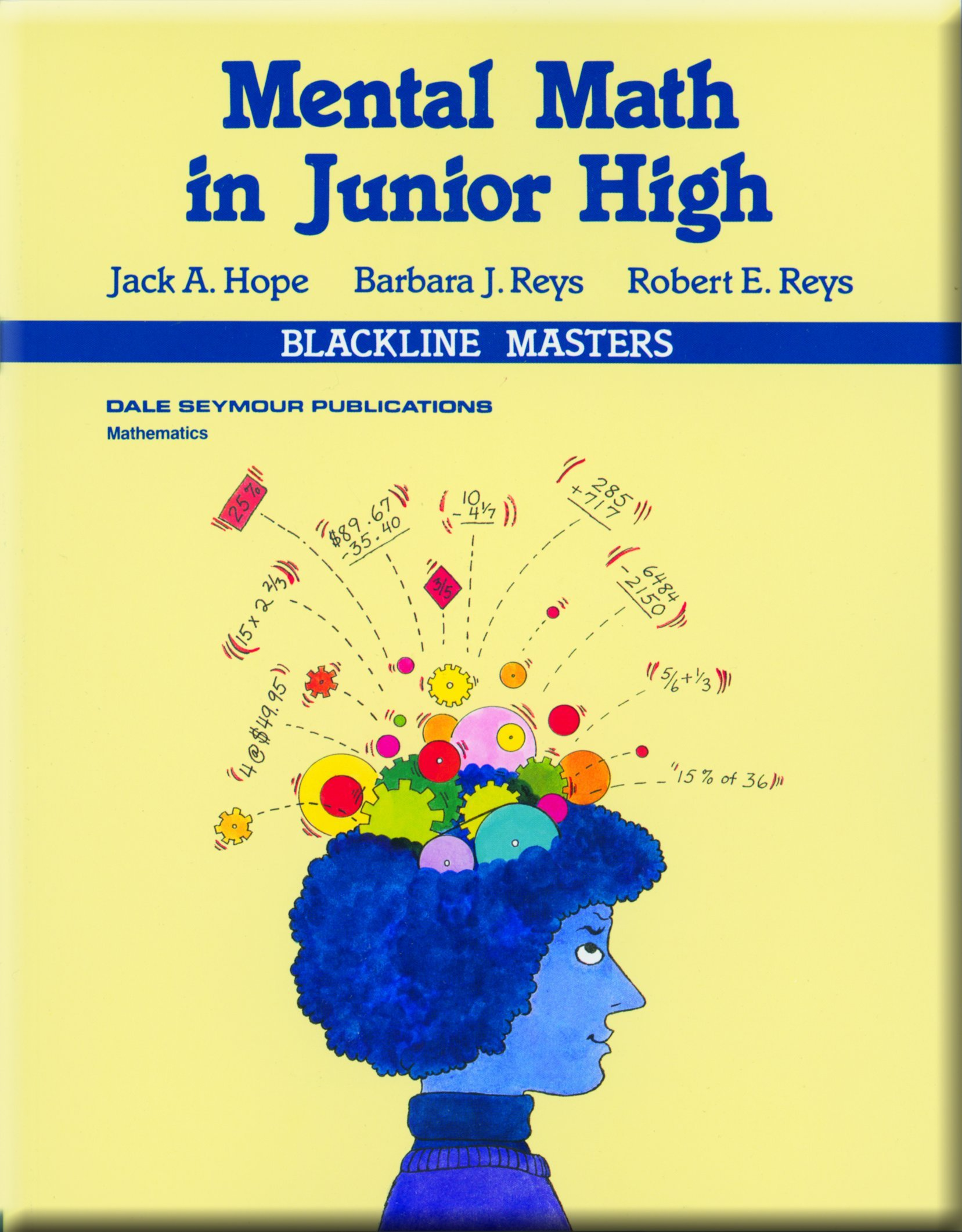 Amazon.com: Mental Math in Junior High / Grades 7-9 (9780866514330 ...
