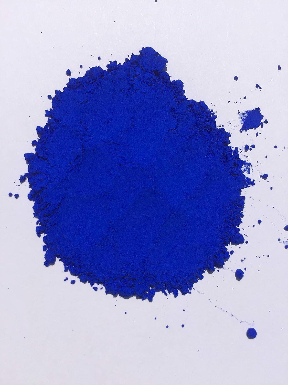 Azul marino (1 libra) pigmento/tinte para hormigón, lechada, render, señalar, pintura de casa, cerámica, cemento, ladrillo, azulejos
