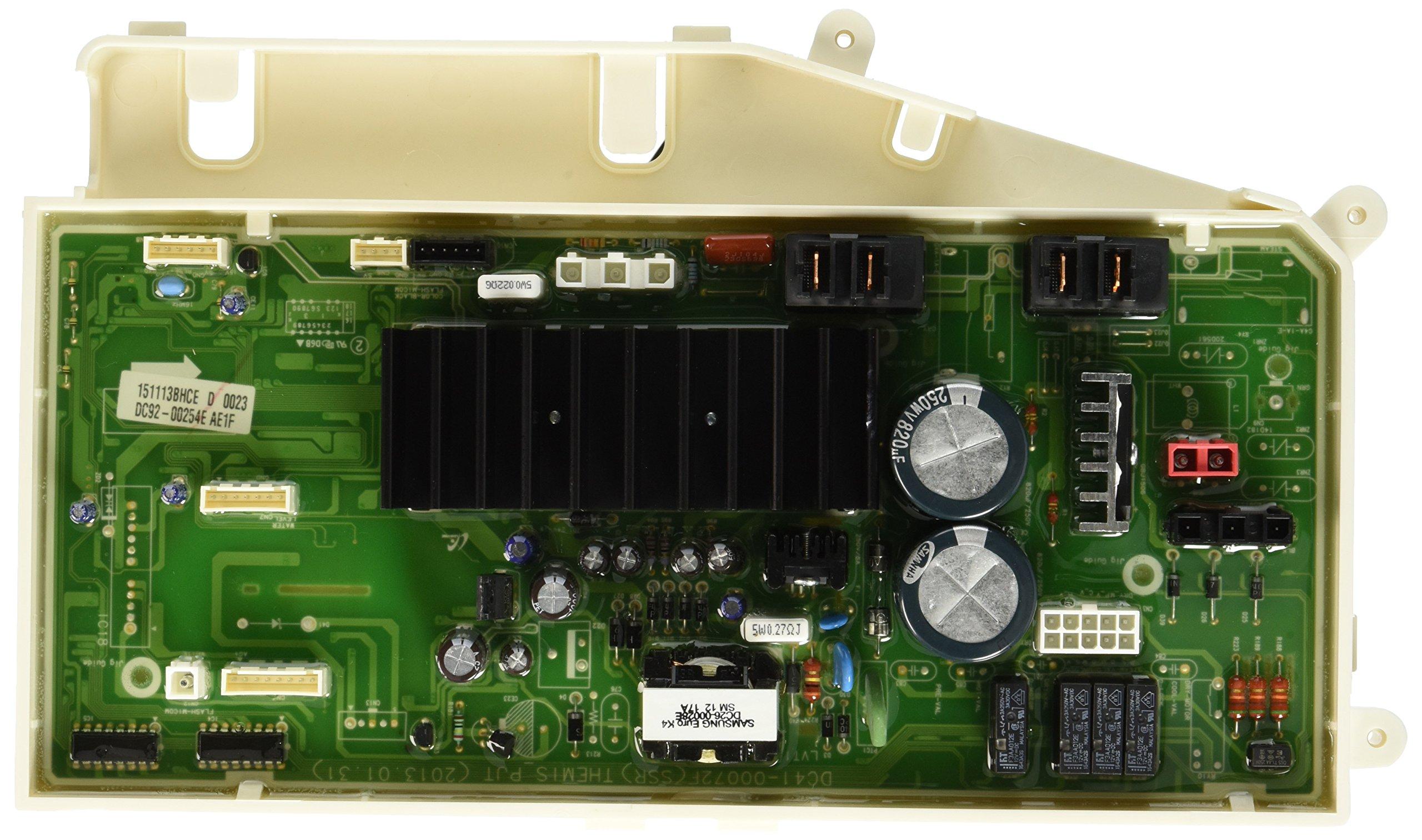 DC92-00254E Pcb main by Samsung (Image #1)
