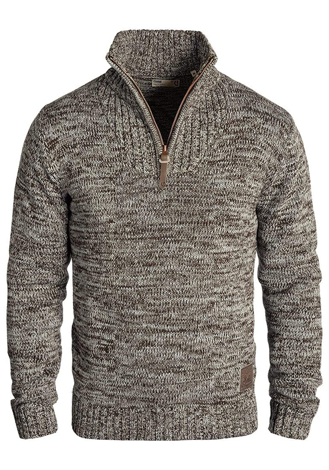 SOLID Philostrate Men's Knitted Pullover