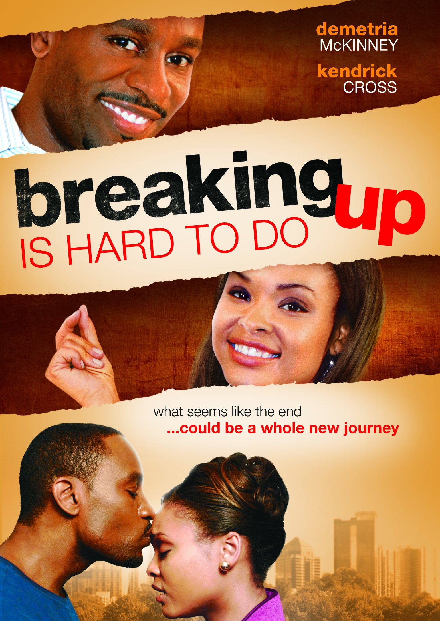 DVD : Breaking Up Is Hard To Do (Widescreen, Dolby)