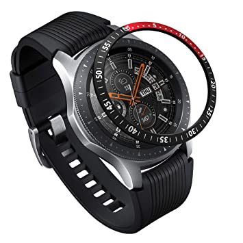 Ringke Bezel Styling pour Galaxy Watch 46mm / Galaxy Gear S3 Frontier & Classic Coque de