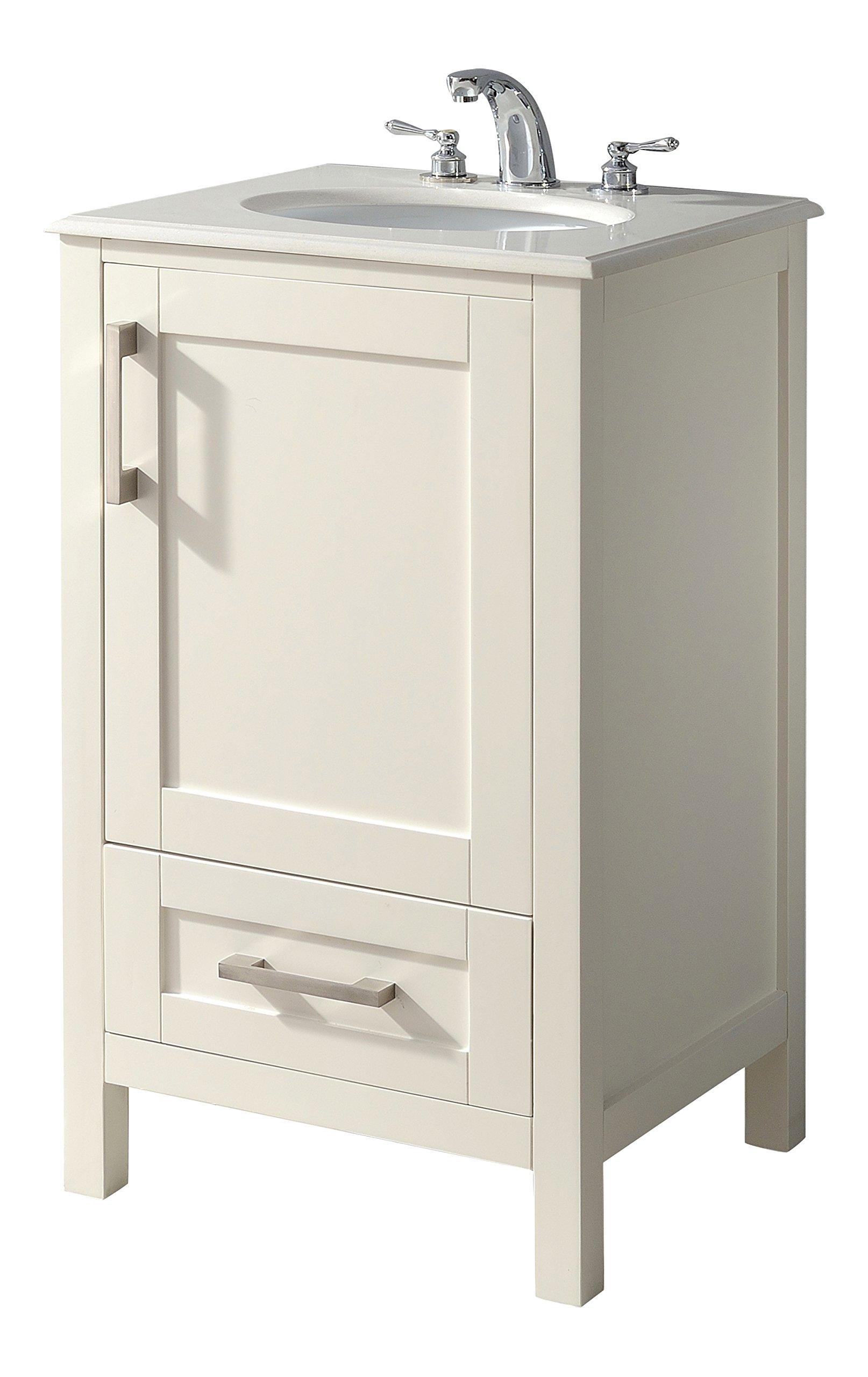 20 Inch Bathroom Vanity: Amazon.com