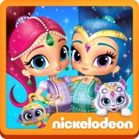 Shimmer and Shine: Magical Genie Games for Kids
