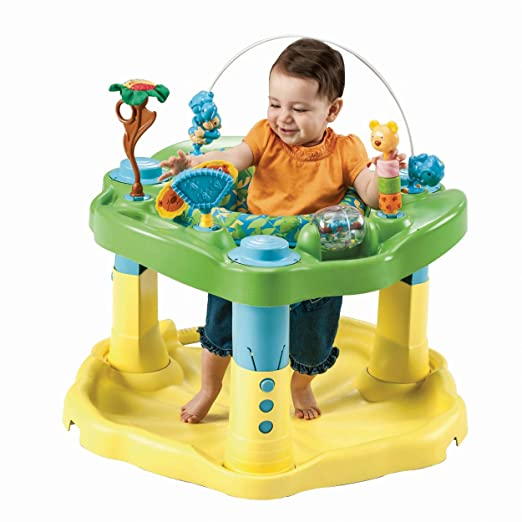 Evenflo Zoo Friends Exersaucer...