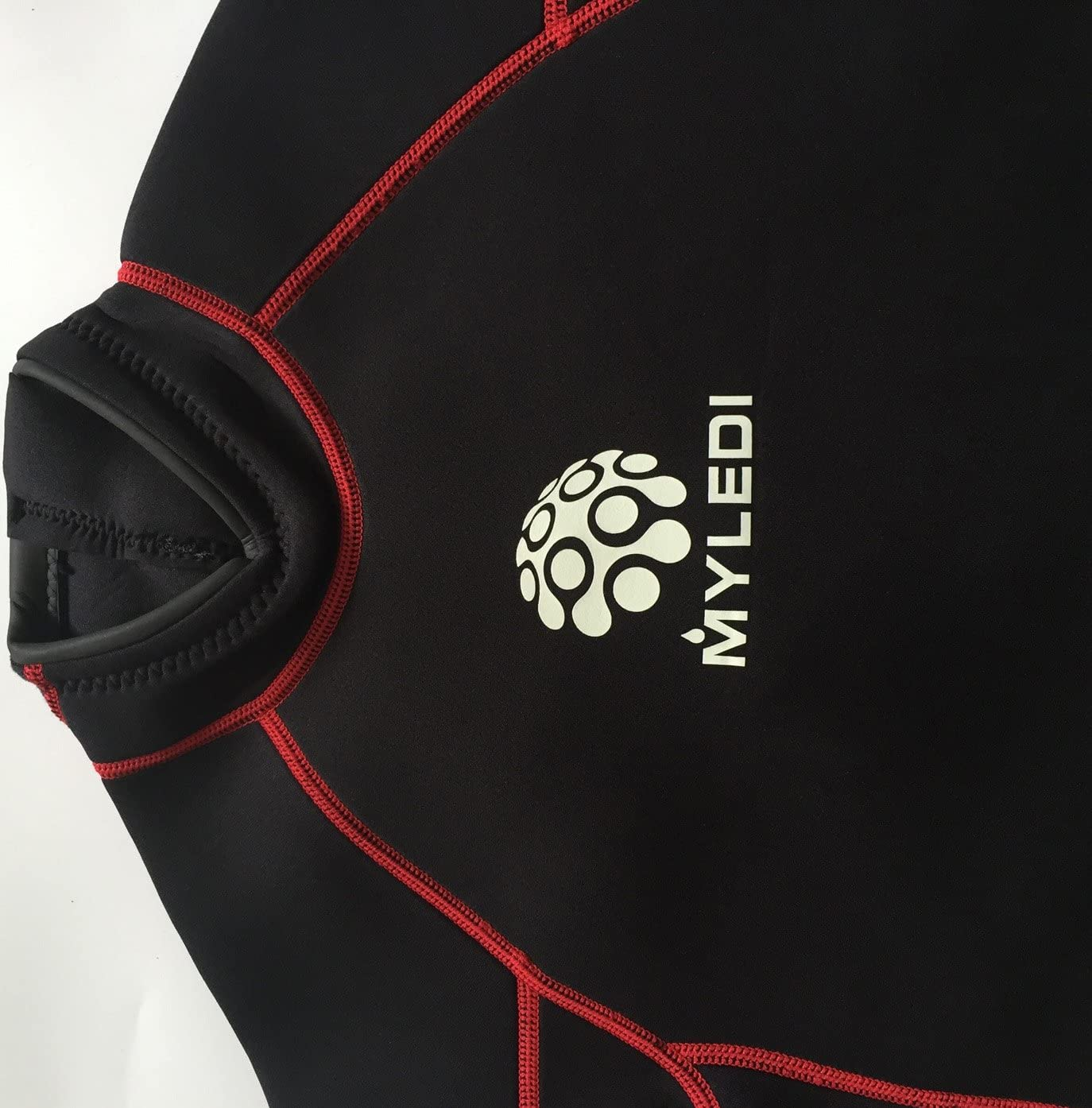 MYLEDI 3mm Neoprene Full Body Surfing and Diving Suit Mens Wetsuit