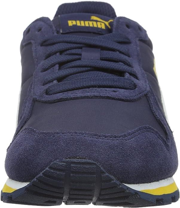Puma St Runner Nl, Zapatillas de Running, Mujer, Azul (Peacoat/White 31), 37.5 EU: Amazon.es: Zapatos y complementos
