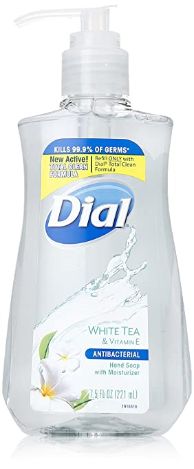 Amazon: Dial Antibacterial Liq...
