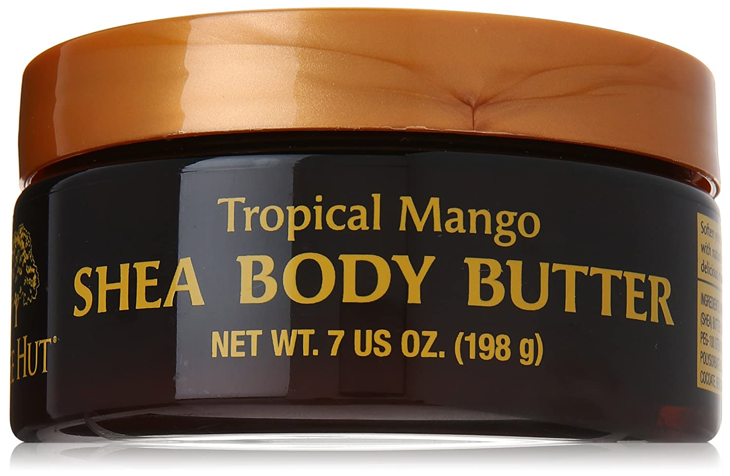 Tree Hut Shea Body Butter 7oz Tropical Mango (3 Pack)