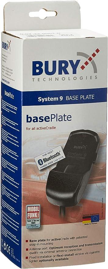 Bury Universal System 9 Base Plate Elektronik