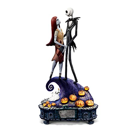 officially licensed disney nightmare before christmas simply meant to be music box exclusively available - Nightmare Before Christmas Music Box