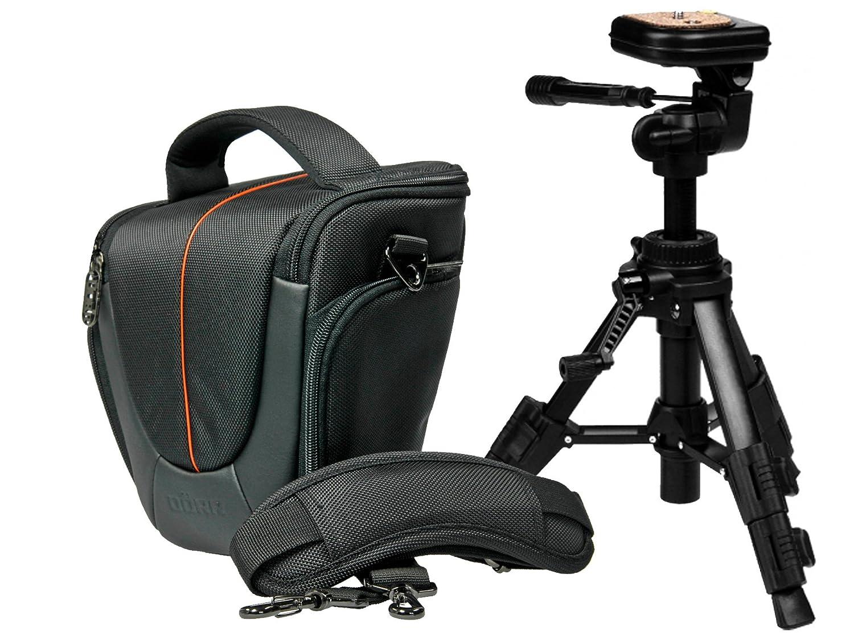 Amazon.com: Yuma Camera Bag Holster M Set with Travel Tripod ...