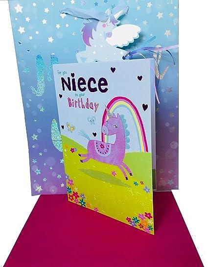 Paquete de tarjetas de cumpleaños para niña, diseño de ...
