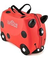 Trunki Ride-on Suitcase - Harley the Ladybug/Ladybird (Red)