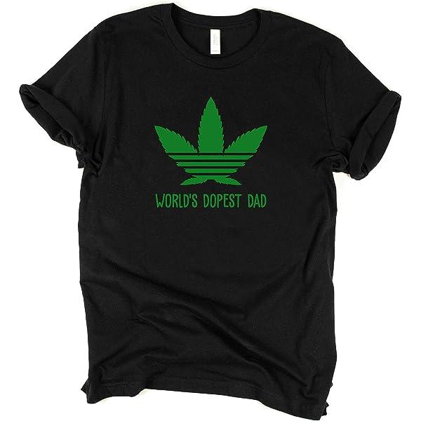 worlds dopest daddy Short-Sleeve Unisex T-Shirt
