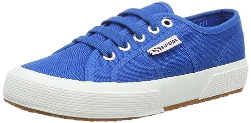 Tg. 22 EU 5.5 UK Superga 2750 Jcot Classic Sneakers Unisex da Bambini Colo