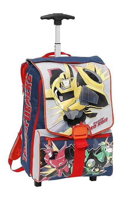 6471422860 40 opinioni per Giochi Preziosi- Transformers Zaino Trolley Scuola  Estensibile, con Braccio