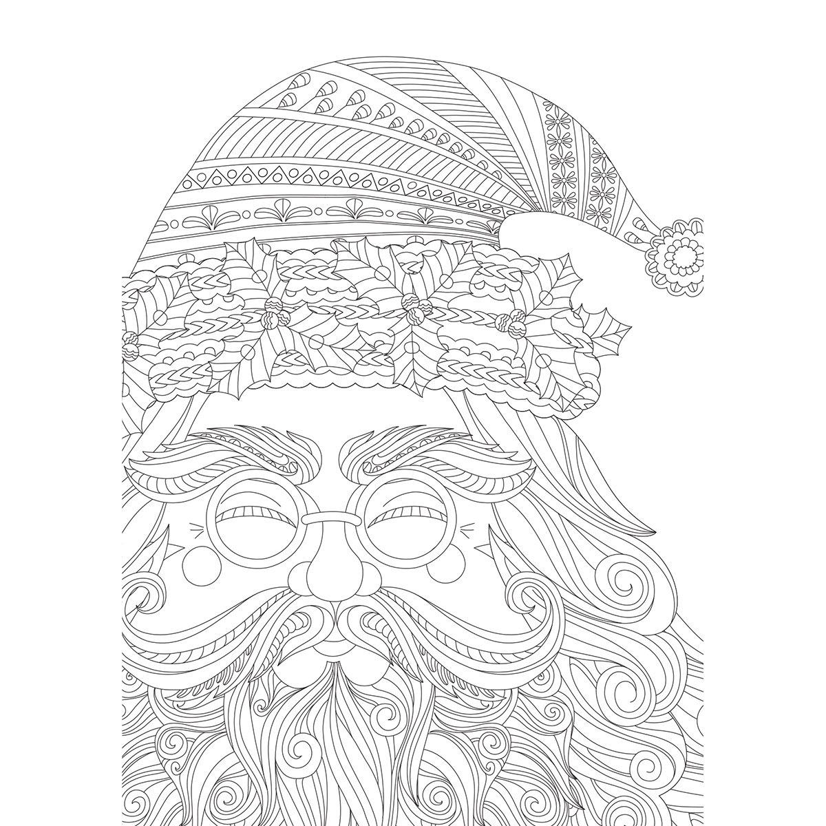 KaiserColour C6 Gift Card W/Envelope 4.5X6.4-Santa Claus Kaisercraft 43444294