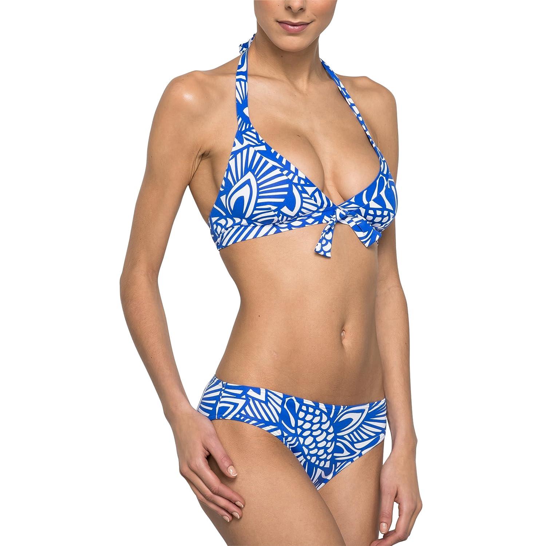 R Edition Frau Bikini Mit Blumenmuster