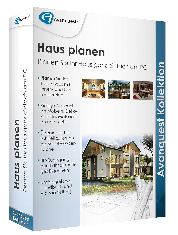 Haus planen - Avanquest Kollektion: Amazon.de: Software