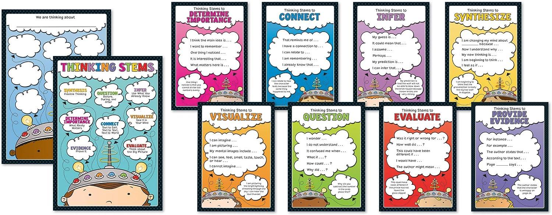 Carson Dellosa Thinking Stems Bulletin Board Set (110286)