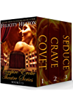 Vampire Erotic Theatre Romance Series Books 1-3 Boxed Set