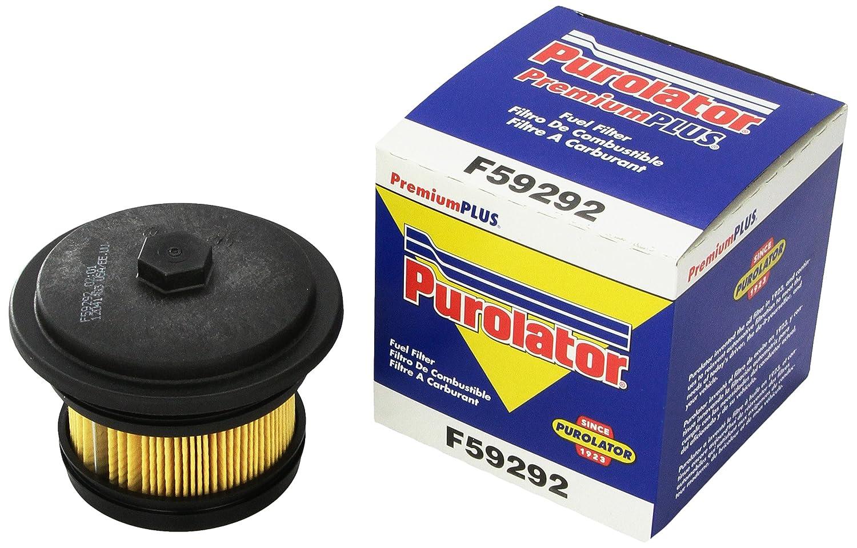 Purolator F59292 Fuel Filter Automotive Rx 8 Location