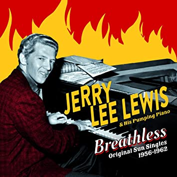 Breathless: Original Sun Singles 1956-1962