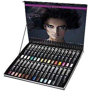 SHANY Multi-Use 30 Colors Chunky Pencil Set, Multi