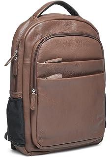 18c40c5672f3a Packenger Men s 206 Top-Handle Bag Brown Vintage Brown  Amazon.co.uk ...