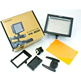Yongnuo Pro LED Video / Studio Light YN-160s, LED Panel for Canon, Nikon, Sony, Panasonic, Samsung Camcorder or Digital SLR Cameras