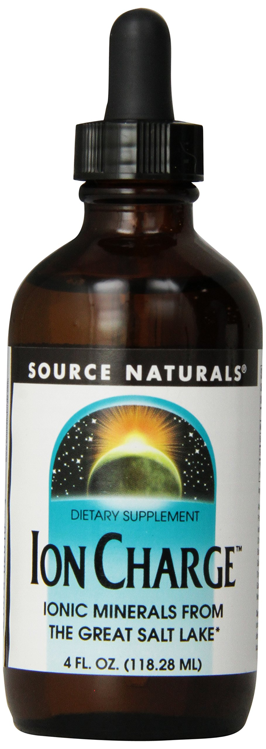 SOURCE NATURALS Ion Charge, 4 Fluid Ounce