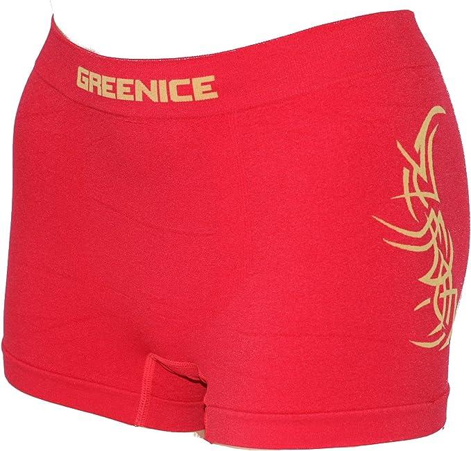 Unbekannt 6 Pack Microfibra Hombre Retro Boxer Pantalones Cortos en Distintos Modelos y Colores Muster 6: Amazon.es: Ropa y accesorios