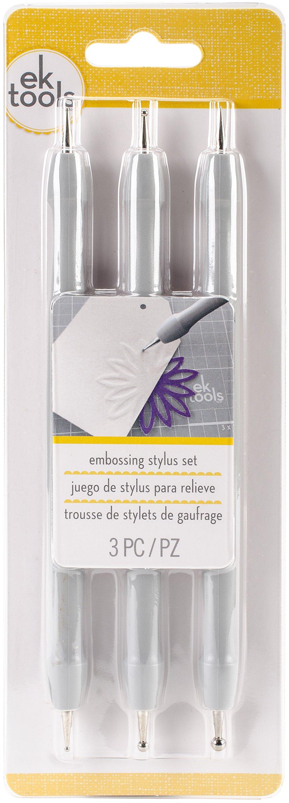 EK Tools 54-01012 Set de Perforadoraes para gofrar