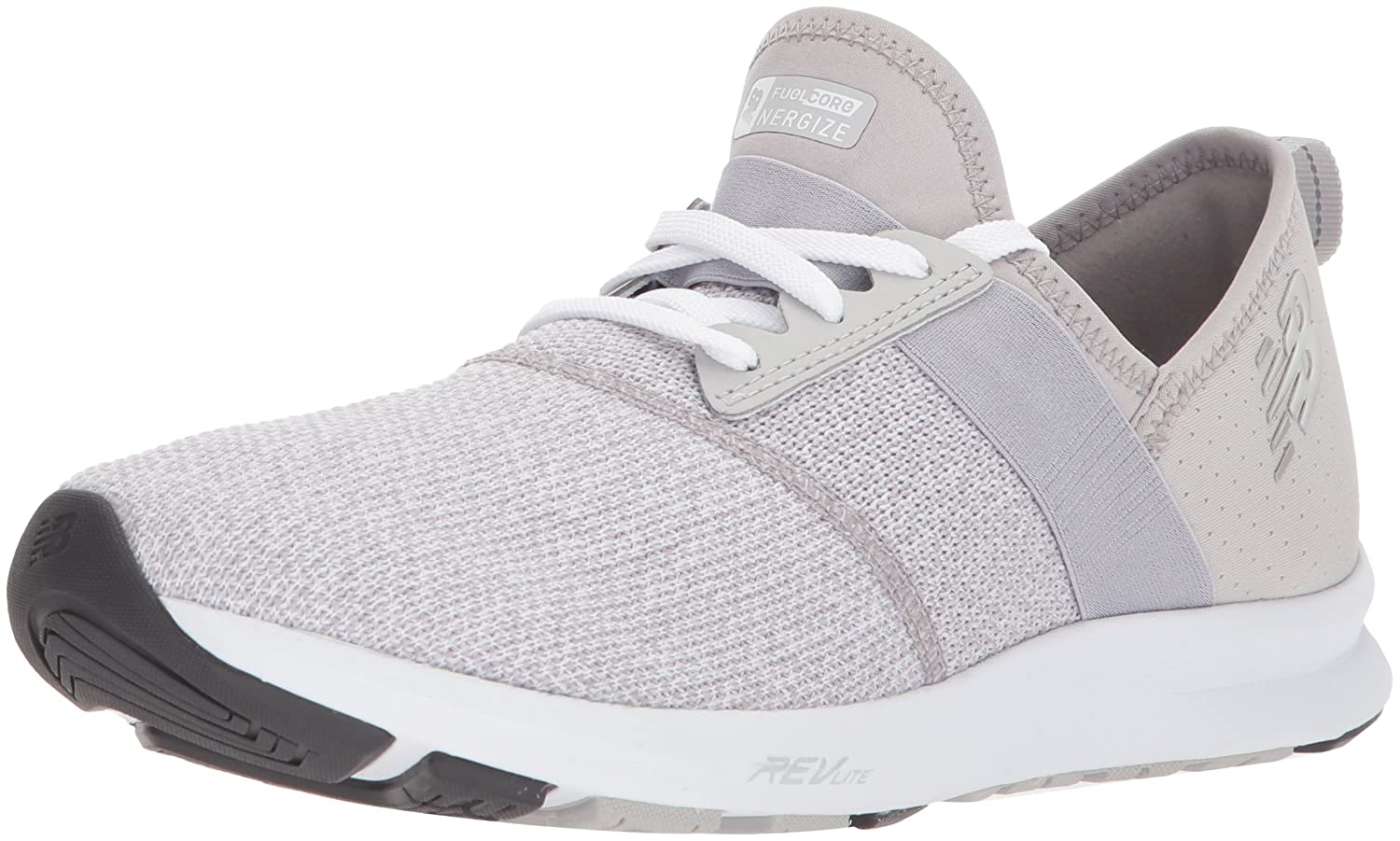 gris (Light gris) New Balance Wxnrgv1, Chaussures de Fitness Femme 42.5 EU