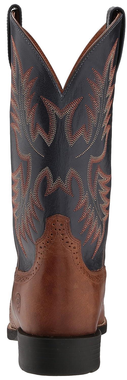 Ariat Men's Heritage Stockman D(M) Western Boot B00NVIUNSW 7 D(M) Stockman US|Sandstorm/Arizona Sky 0d5846
