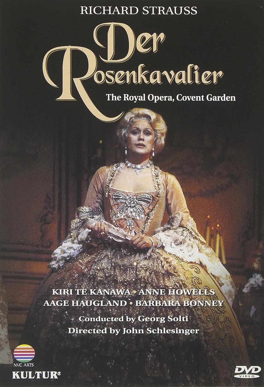 Amazon.com: Richard Strauss: Der Rosenkavalier -The Royal Opera ...