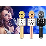KEKROWN Bluetooth WS-858 Wireless Connection Microphone Mic for Tablet PC Phone(multicolored and 1 pis)