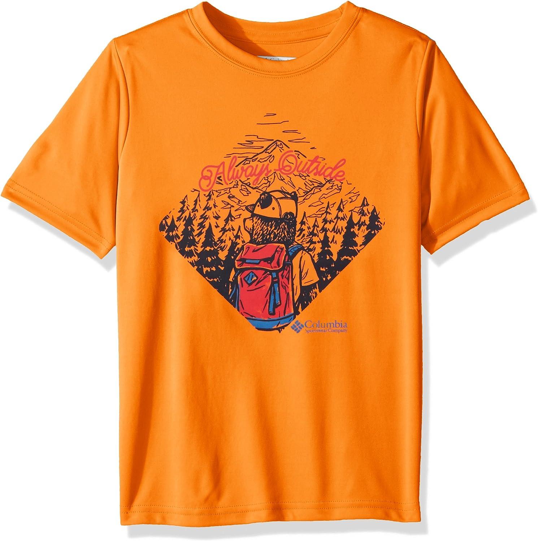 Columbia Boys Always Outside/Short Sleeve Shirt