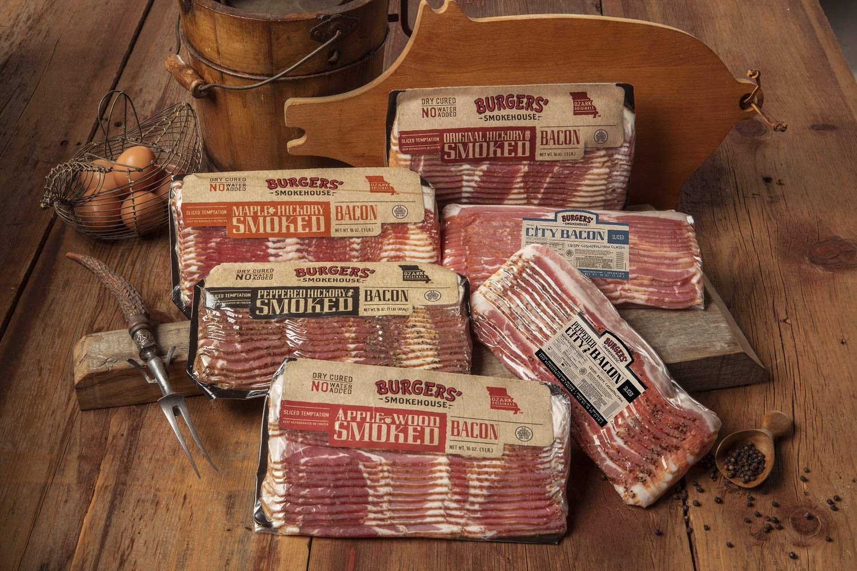 Burgers' Smokehouse Ultimate Bacon Sampler