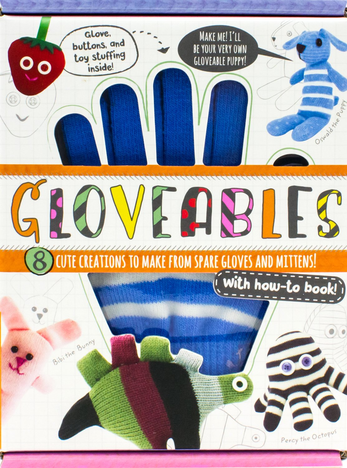 Gloveables (Glovetastic Box)