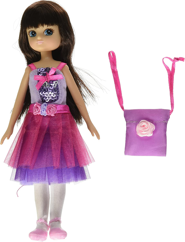 Lottie Spring Celebration Ballet Doll | Perfect Ballet Toys for Girls and Boys | Ballerina Doll for Girls Age 3 4 5 6 7 8