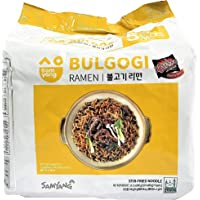 Samyang Bulgogi Ramen, 80g (Pack of 5)