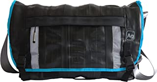 product image for Alchemy Goods Pike Messenger Bag, Made from Recycled Bike Tubes