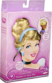 Disney Princess Cinderella Shimmer and Shine Wig